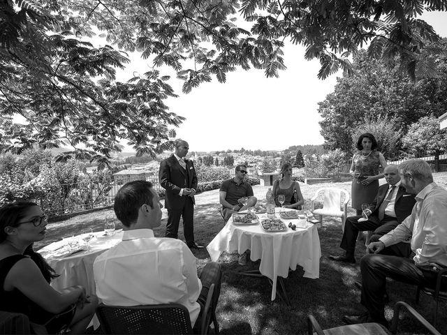 Il matrimonio di Davide e Cristina a Asti, Asti 4
