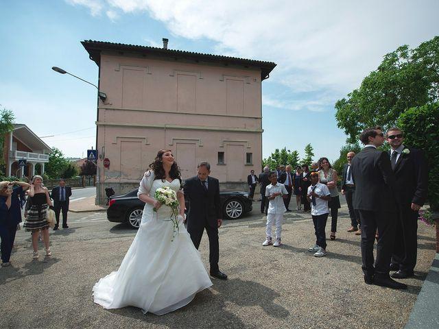 Il matrimonio di Davide e Cristina a Asti, Asti 9