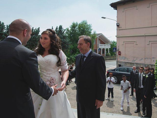 Il matrimonio di Davide e Cristina a Asti, Asti 10