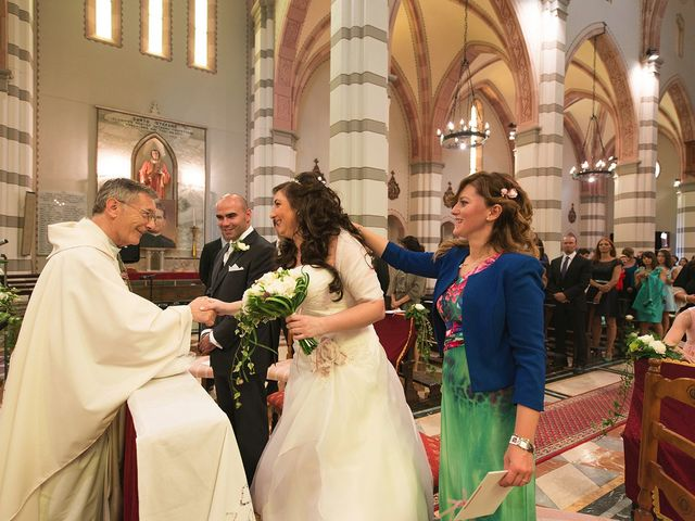 Il matrimonio di Davide e Cristina a Asti, Asti 11