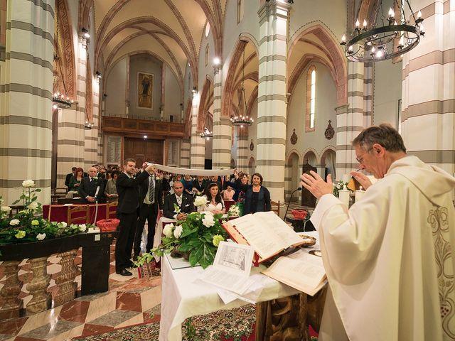 Il matrimonio di Davide e Cristina a Asti, Asti 15