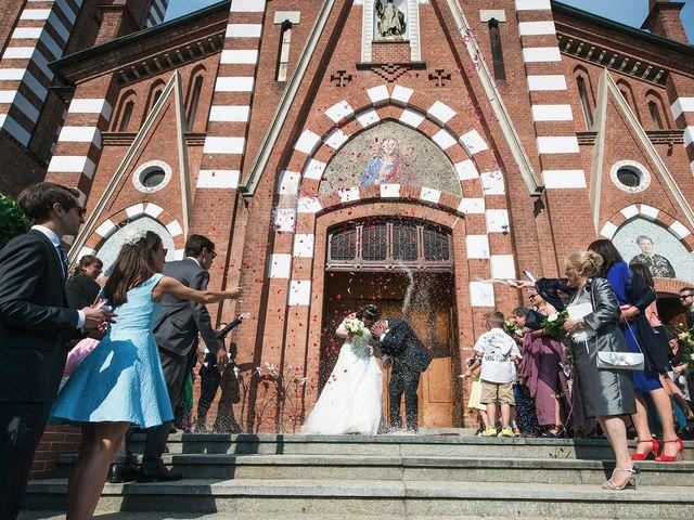 Il matrimonio di Davide e Cristina a Asti, Asti 16
