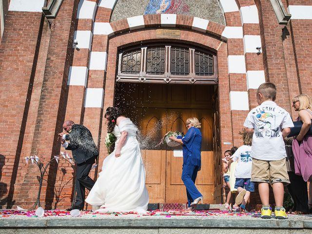 Il matrimonio di Davide e Cristina a Asti, Asti 17