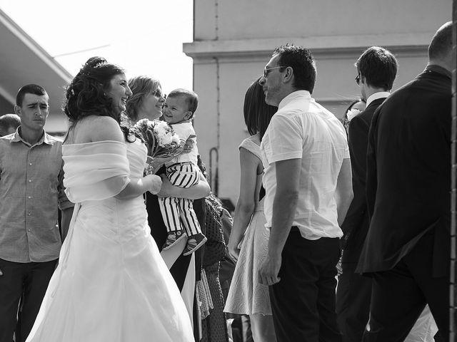 Il matrimonio di Davide e Cristina a Asti, Asti 20