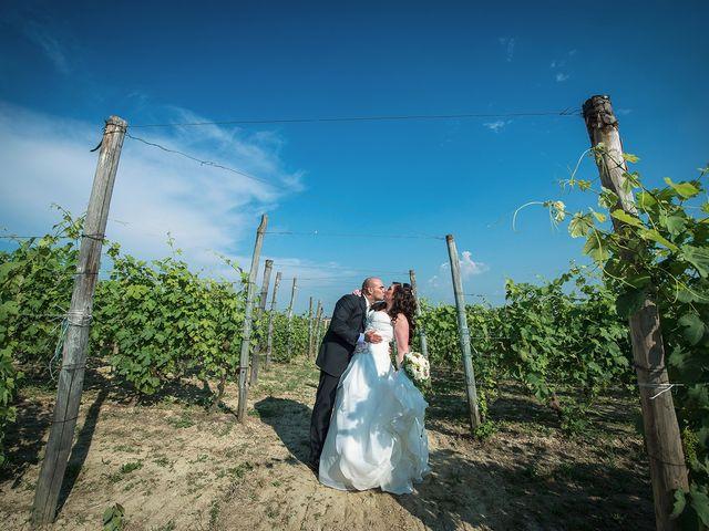 Il matrimonio di Davide e Cristina a Asti, Asti 21