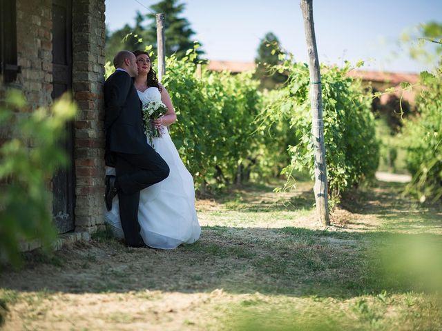 Il matrimonio di Davide e Cristina a Asti, Asti 22