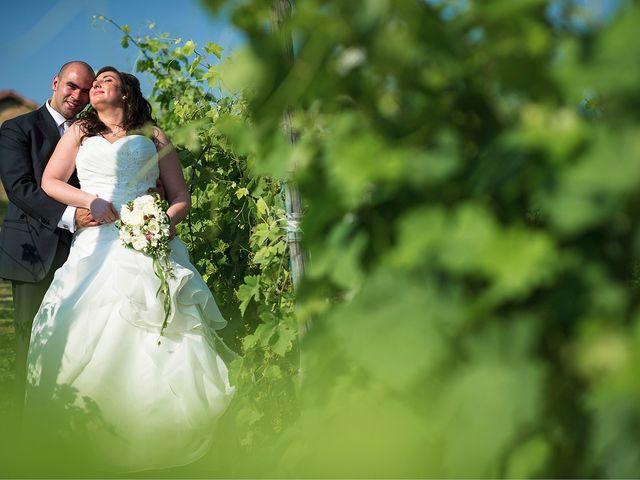 Il matrimonio di Davide e Cristina a Asti, Asti 23