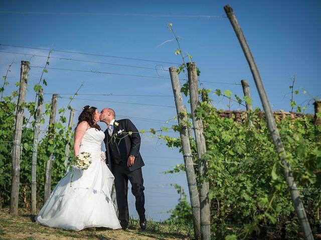 Il matrimonio di Davide e Cristina a Asti, Asti 24