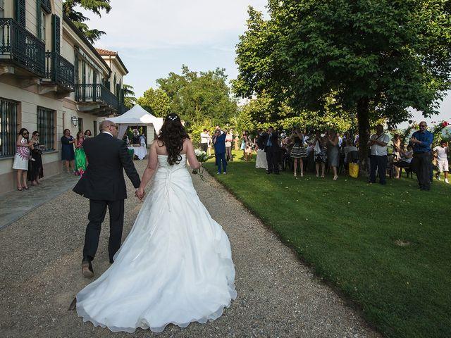 Il matrimonio di Davide e Cristina a Asti, Asti 26