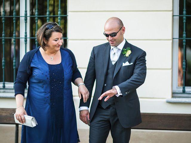 Il matrimonio di Davide e Cristina a Asti, Asti 27