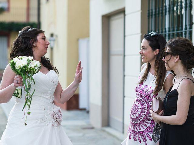 Il matrimonio di Davide e Cristina a Asti, Asti 28
