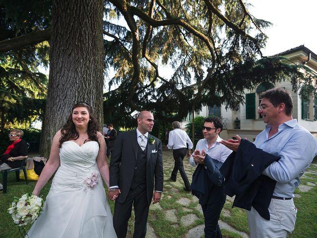Il matrimonio di Davide e Cristina a Asti, Asti 29