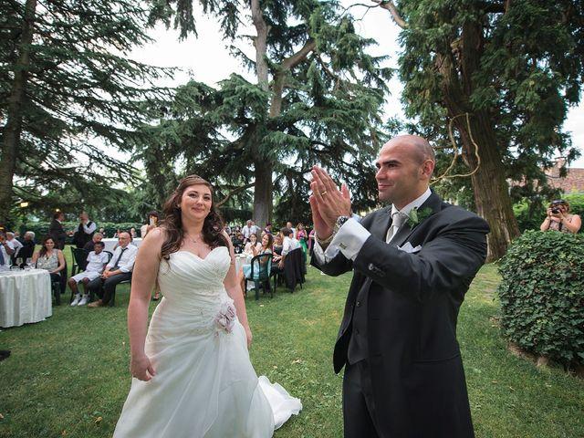 Il matrimonio di Davide e Cristina a Asti, Asti 30