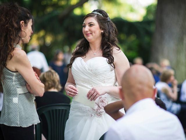 Il matrimonio di Davide e Cristina a Asti, Asti 31