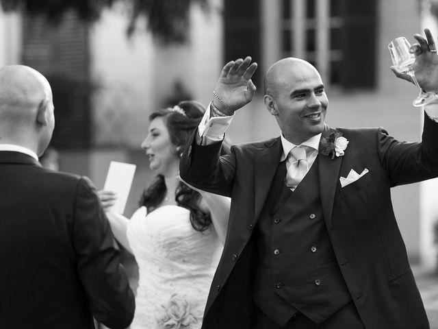 Il matrimonio di Davide e Cristina a Asti, Asti 32