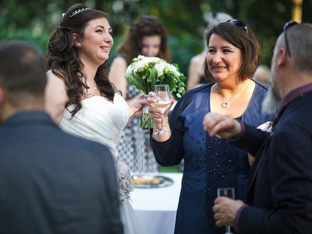 Il matrimonio di Davide e Cristina a Asti, Asti 33