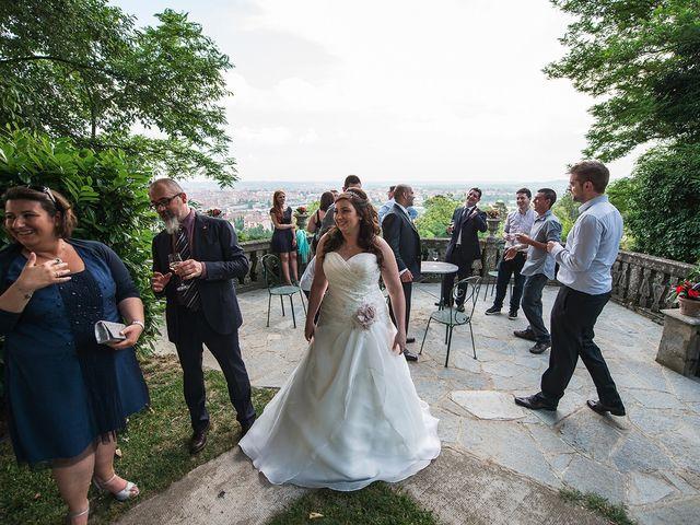 Il matrimonio di Davide e Cristina a Asti, Asti 36