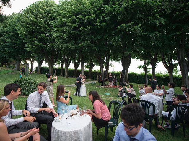 Il matrimonio di Davide e Cristina a Asti, Asti 38