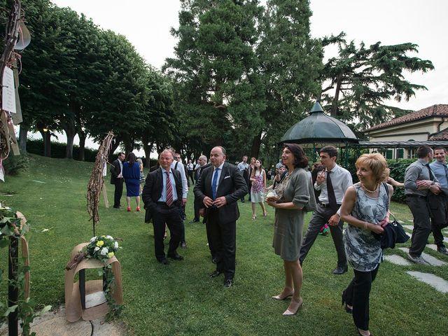 Il matrimonio di Davide e Cristina a Asti, Asti 39