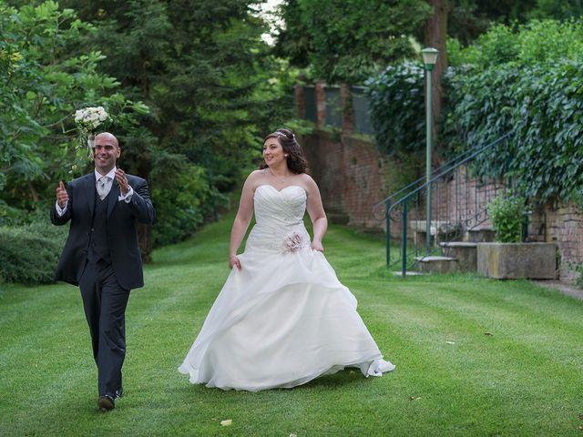 Il matrimonio di Davide e Cristina a Asti, Asti 40