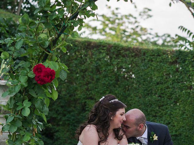 Il matrimonio di Davide e Cristina a Asti, Asti 41