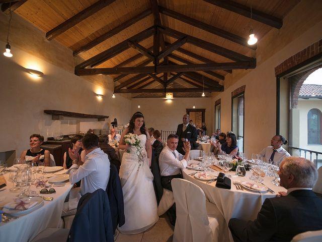 Il matrimonio di Davide e Cristina a Asti, Asti 44