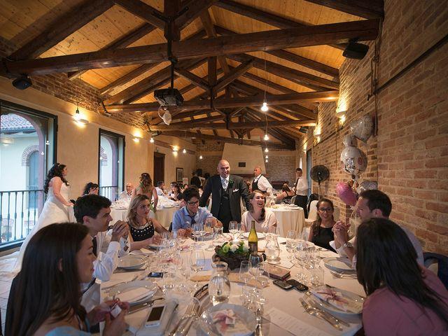 Il matrimonio di Davide e Cristina a Asti, Asti 45