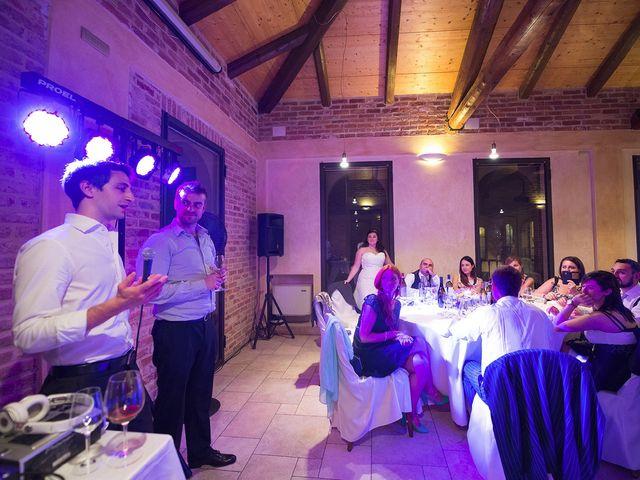Il matrimonio di Davide e Cristina a Asti, Asti 47