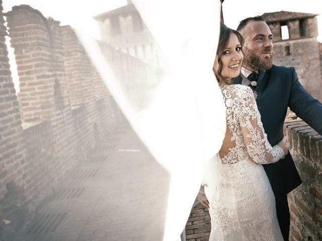 le nozze di Stefania e Michael