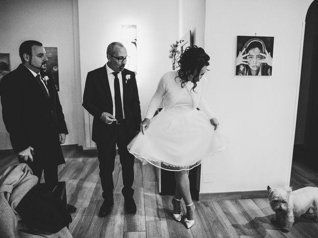 Il matrimonio di Michele e Monica a Roma, Roma 38