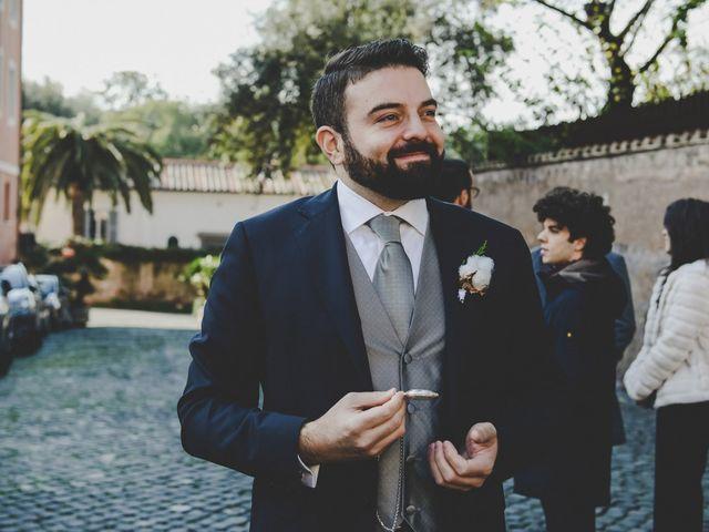 Il matrimonio di Michele e Monica a Roma, Roma 45