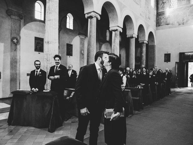 Il matrimonio di Michele e Monica a Roma, Roma 48