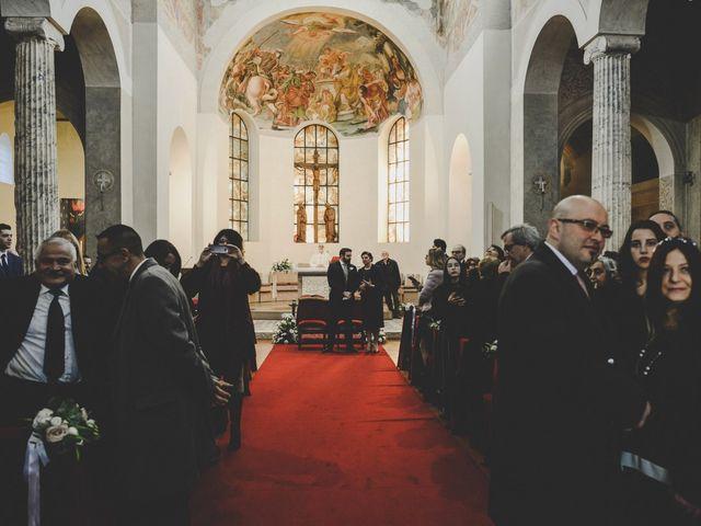 Il matrimonio di Michele e Monica a Roma, Roma 50