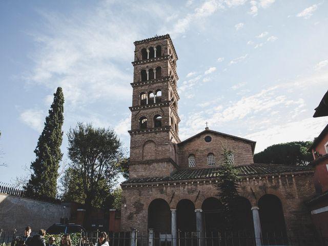 Il matrimonio di Michele e Monica a Roma, Roma 51
