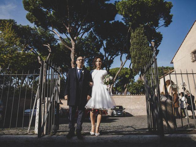 Il matrimonio di Michele e Monica a Roma, Roma 52
