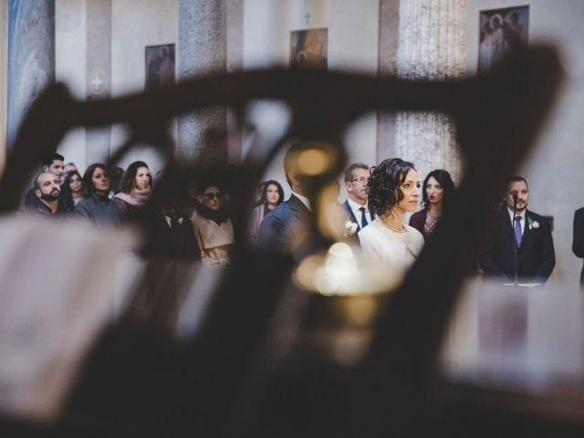 Il matrimonio di Michele e Monica a Roma, Roma 54