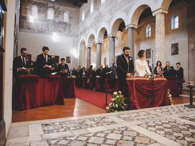 Il matrimonio di Michele e Monica a Roma, Roma 56