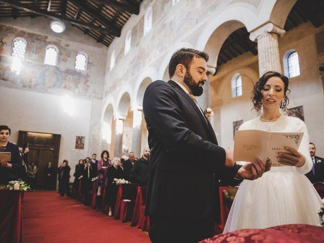 Il matrimonio di Michele e Monica a Roma, Roma 60
