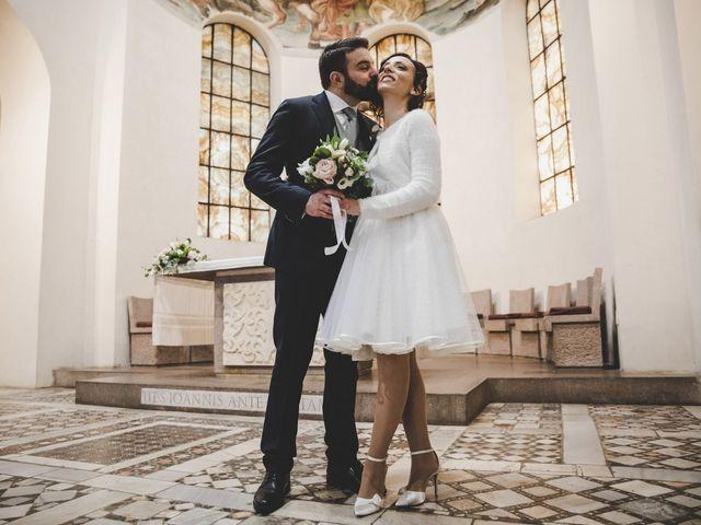 Il matrimonio di Michele e Monica a Roma, Roma 68