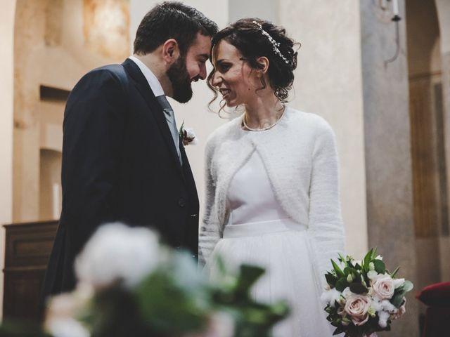 Il matrimonio di Michele e Monica a Roma, Roma 70