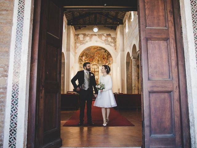 Il matrimonio di Michele e Monica a Roma, Roma 73