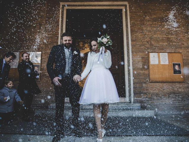 Il matrimonio di Michele e Monica a Roma, Roma 74