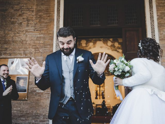 Il matrimonio di Michele e Monica a Roma, Roma 76