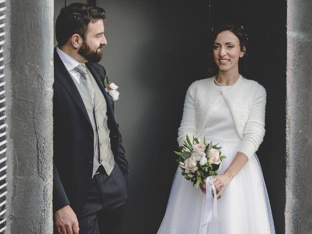 Il matrimonio di Michele e Monica a Roma, Roma 81