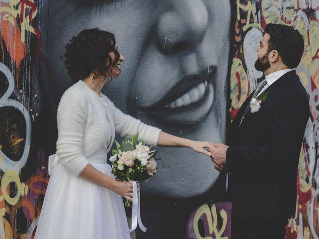 Il matrimonio di Michele e Monica a Roma, Roma 87