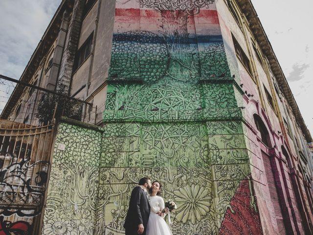 Il matrimonio di Michele e Monica a Roma, Roma 95