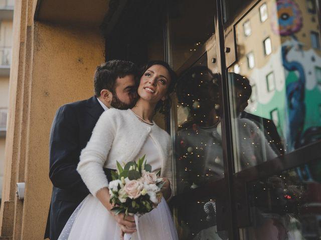 Il matrimonio di Michele e Monica a Roma, Roma 99