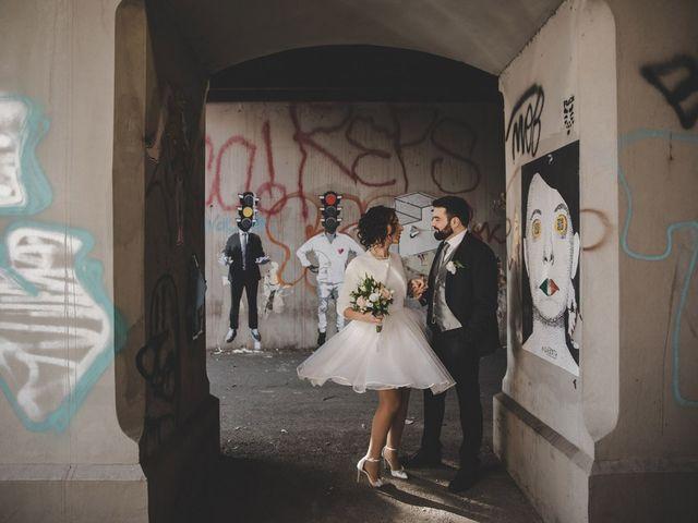 Il matrimonio di Michele e Monica a Roma, Roma 100