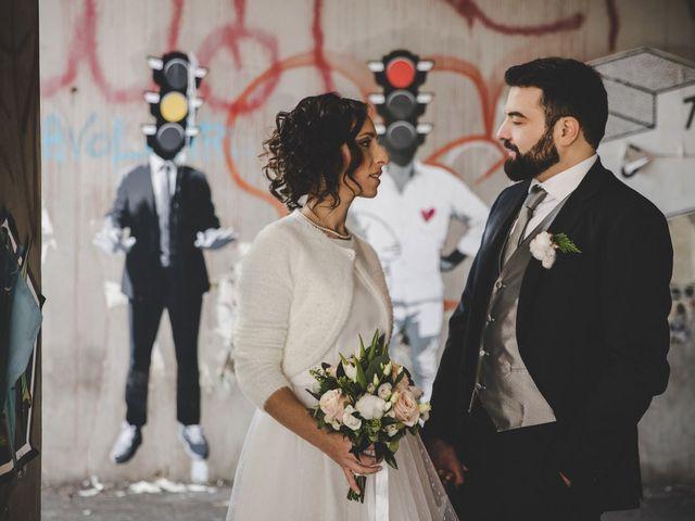 Il matrimonio di Michele e Monica a Roma, Roma 101