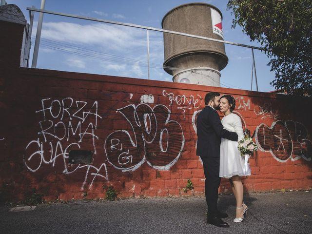 Il matrimonio di Michele e Monica a Roma, Roma 104